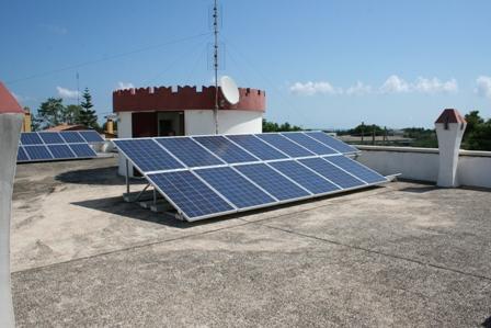 Impianto fotovoltaico 5 94 kwp realizzazioni per la casa - Casa in legno su lastrico solare ...
